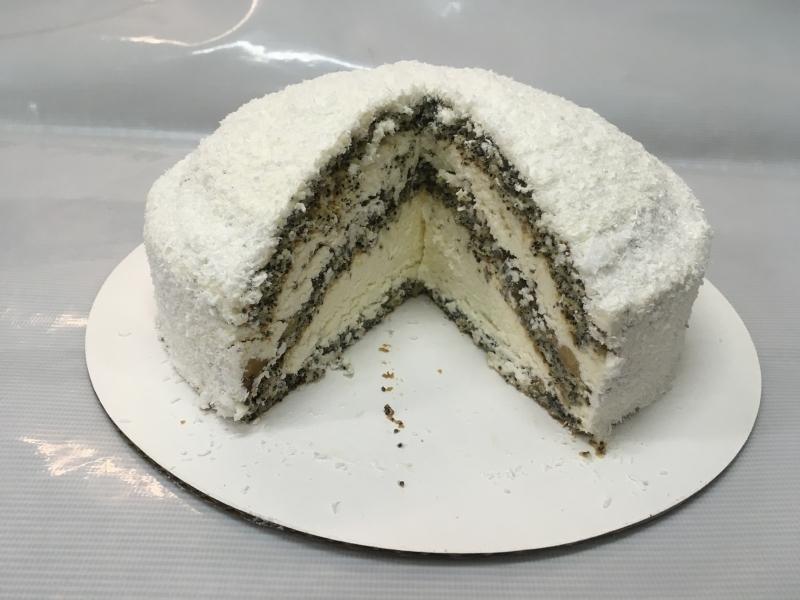 Торта Малибу
