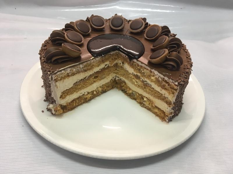 Торта Тофи